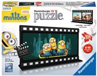Filmstrook Minions 3D Puzzel (108 stukjes)-1