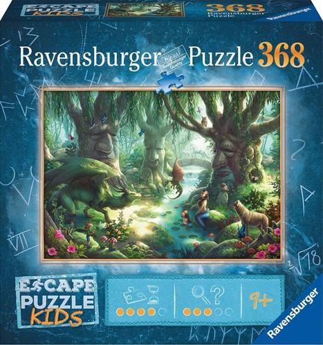 Escape Puzzel Kids - Magic Forest (368 stukjes)