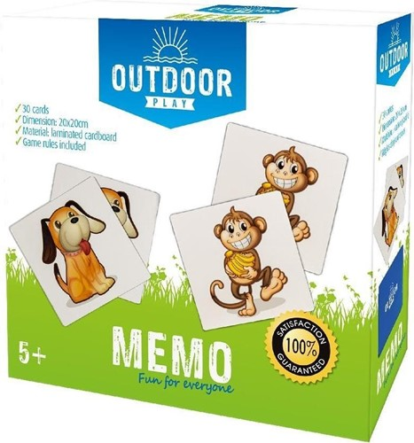 Outdoor Play Memo