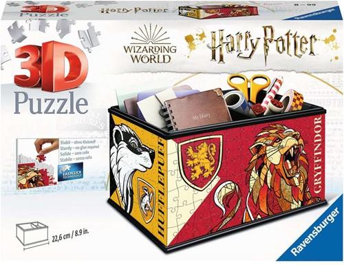 3D Puzzel - Schatkist Harry Potter (216 stukjes)