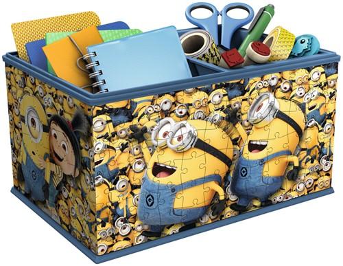 Despicable Me 3 Opbergbox - 3D Puzzel (216 stukjes)-2