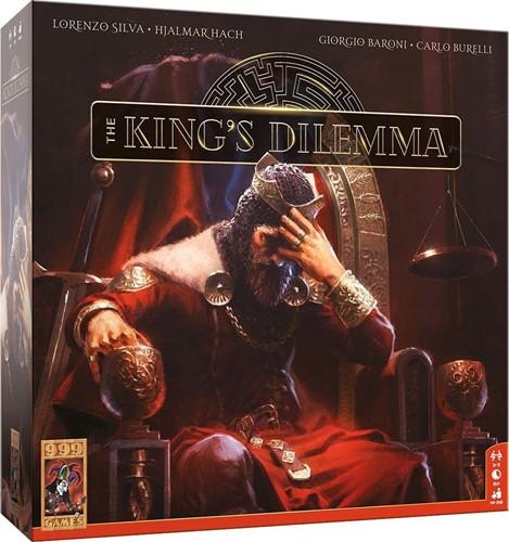 The King's Dilemma - Bordspel