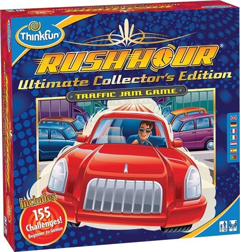 Rush Hour Ultimate - Breinbreker