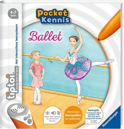 Tiptoi Pocket Boek Ballet
