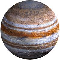 3D Zonnestelsel Puzzel (522 stukjes)-3