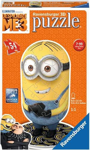 Despicable Me 3 Shape 1 - 3D Puzzel (54 stukjes)-1