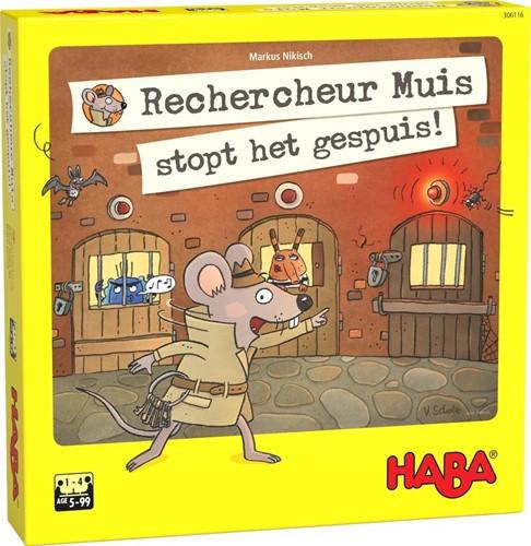 Rechercheur Muis Stopt het Gespuis!