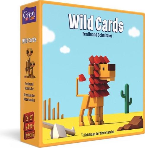 Wild Cards - Kaartspel (NL versie)