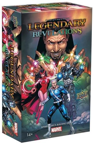 Marvel Legendary - Revelations