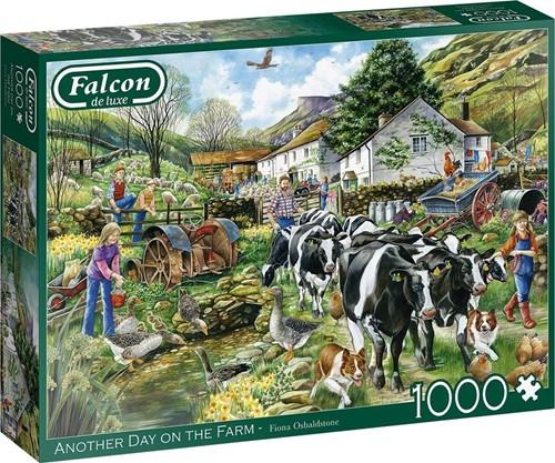 Falcon - Another Day on the Farm Puzzel (1000 stukjes)