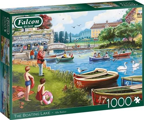 The Boating Lake Puzzel (1000 stukjes)