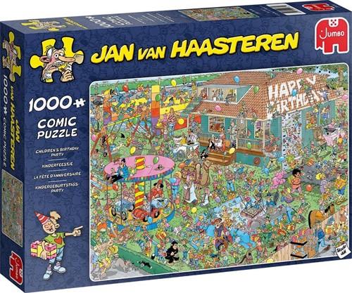 Jan van Haasteren - Kinderfeestje Puzzel (1000 stukjes)