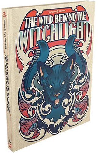 D&D 5.0 - The Wild Beyond the Witchlight Alternate Cover