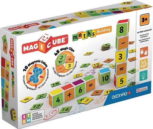 MagiCube Leren Rekenen 10 Cubes + 45 clips