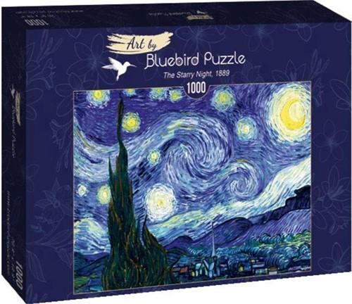 Vincent Van Gogh - The Starry Night Puzzel (1000 stukjes)