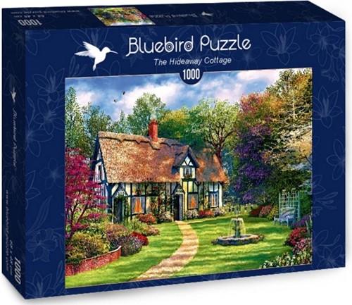 The Hideaway Cottage Puzzel (1000 stukjes)