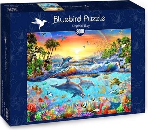 Tropical Bay Puzzel (3000 stukjes)