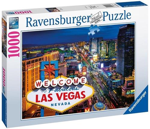 Las Vegas Puzzel (1000 stukjes)
