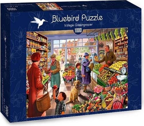 Village Greengrocer Puzzel (1000 stukjes)