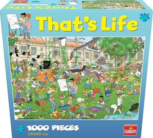 That's Life - University Puzzel (1000 stukjes)