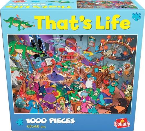 That's Life - Magic Puzzel (1000 stukjes)