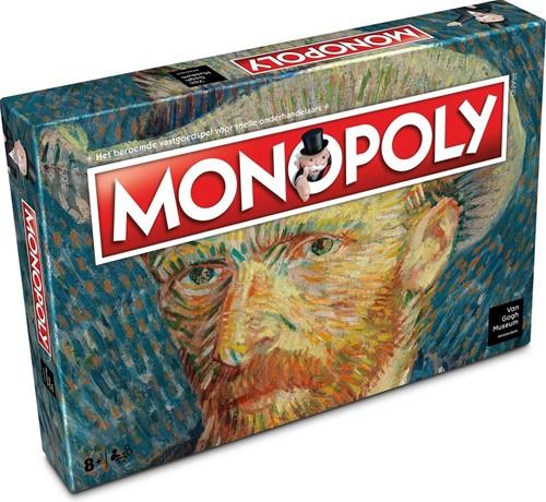 Monopoly - Van Gogh (Nederlandse versie)