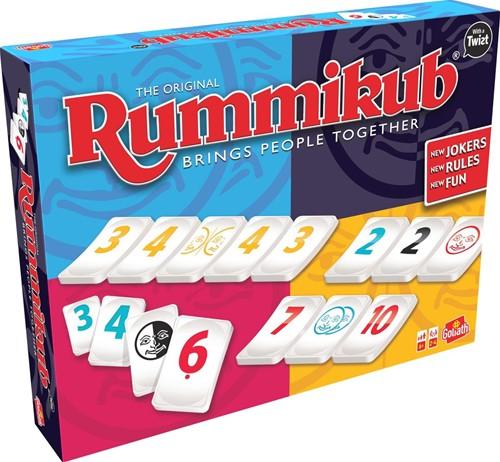 Rummikub Twist (doos beschadigd)