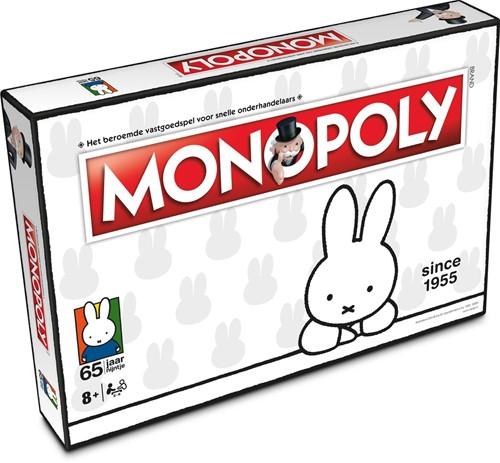Monopoly - Nijntje 65 jaar Jubileum