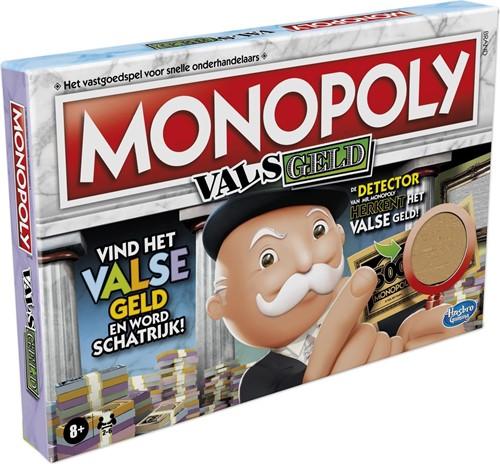 Monopoly - Vals Geld