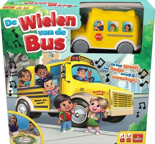De Wielen Van De Bus - Kinderspel