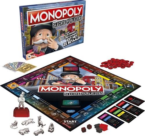 Monopoly - Slechte Verliezers