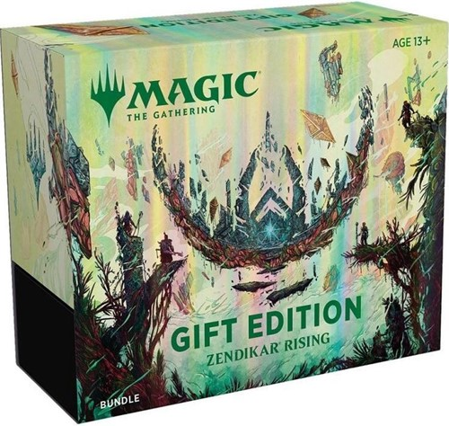 Magic The Gathering - Zendikar Rising Bundle Gift Edition