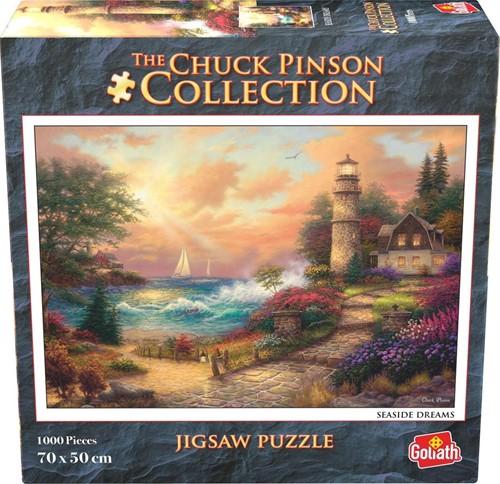 Chuck Pinson - Seaside Dreams Puzzel (1000 stukjes)
