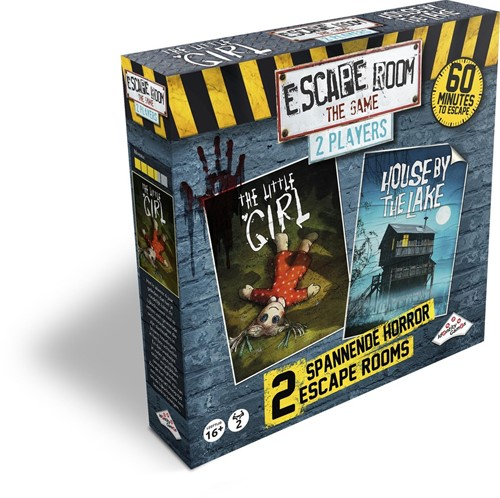Escape Room The Game - 2 Players Horror