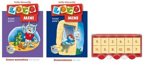Loco Mini - Dolfje Weerwolfje Pakket