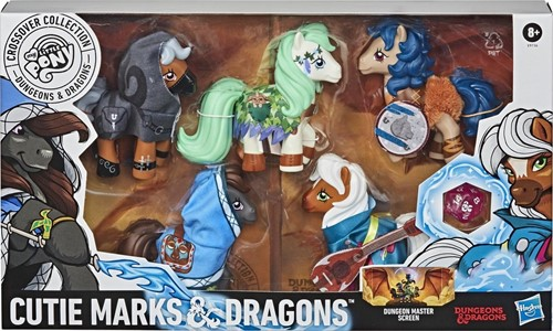 Dungeons & Dragons - MLP Cutie Marks & Dragons