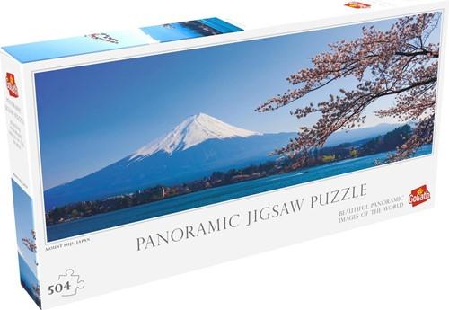 Mount Fuij Japan Puzzel (504 stukjes)