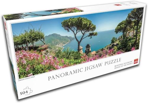 Amalfi Coast Panorama Puzzel (504 stukjes)