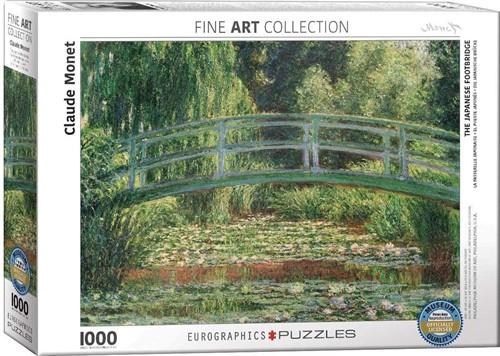 The Japanese Footbridge Puzzel (1000 stukjes)