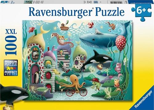 Magische Onderwaterwereld Puzzel (100 XXL stukjes)