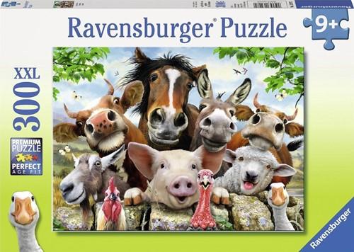 Say cheese! Puzzel (300 XXL stukjes)