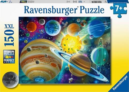 Kosmische Verbinding Puzzel (150 XXL stukjes)
