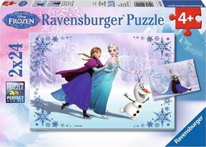 Disney Frozen Puzzel (2x24 stukjes)