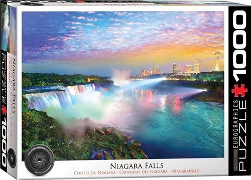 Niagara Falls Puzzel (1000 stukjes)