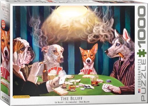 The Bluff - Lucia Heffernan Puzzel (1000 stukjes)
