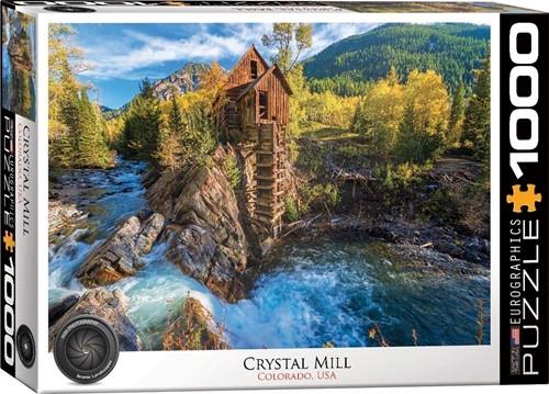 Crystal Mill Puzzel (1000 stukjes)