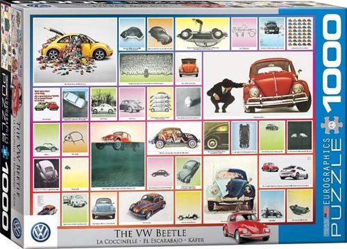 The VW Beetle Puzzel (1000 stukjes)