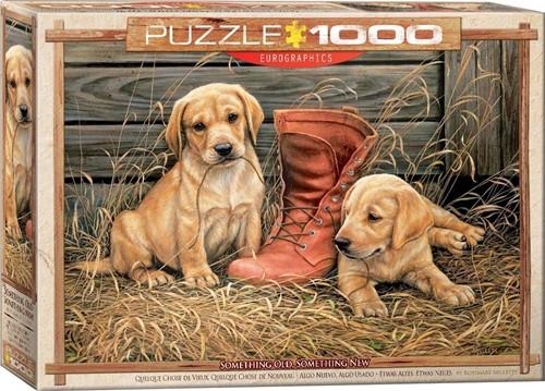 Something Old Something New Puzzel (1000 stukjes)