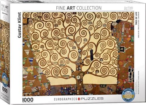 Tree of Life - Gustav Klimt Puzzel (1000 stukjes)