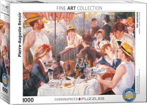 Renoir - The Luncheon Puzzel (1000 stukjes)